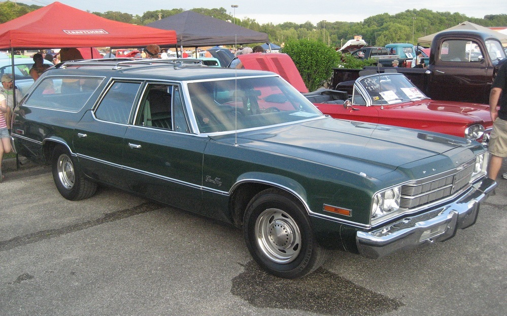 1986 Plymouth Gran Fury #7