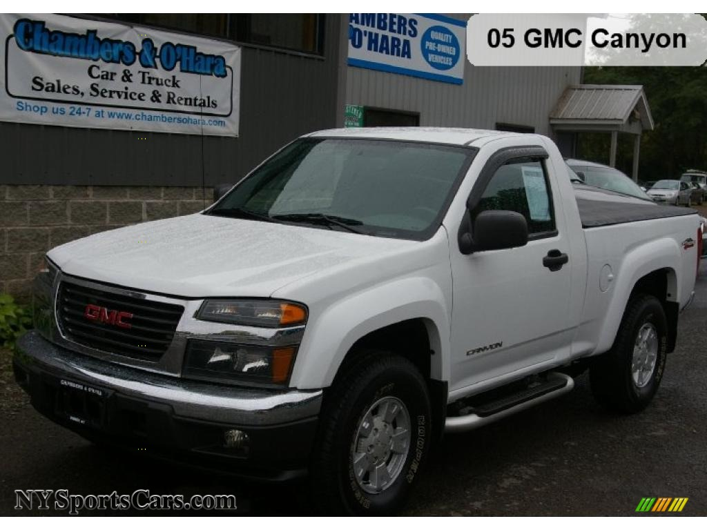 2005 GMC Canyon #14