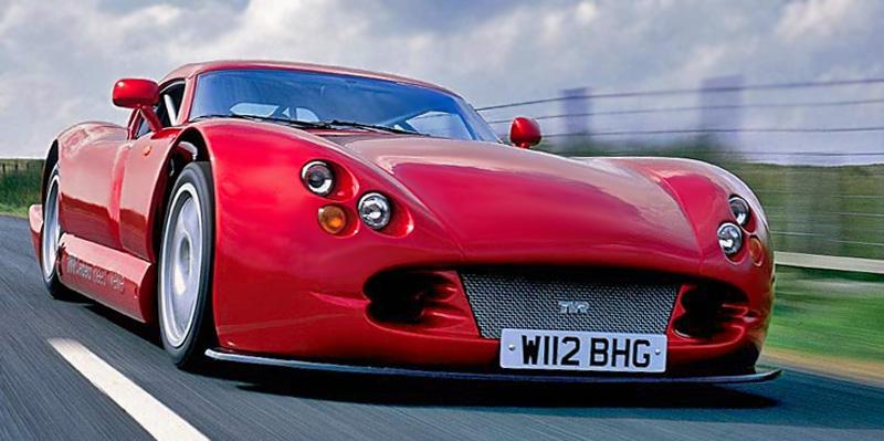 2000 TVR Speed 12 #4
