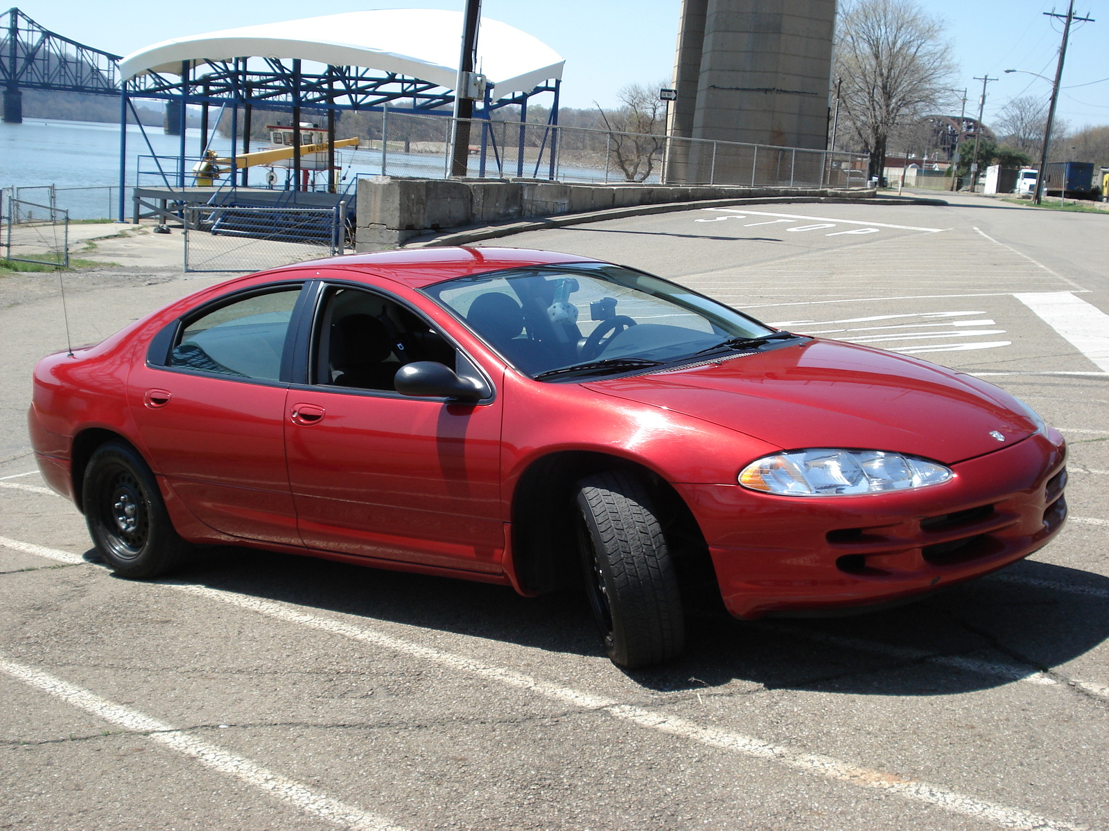 2002 Dodge Intrepid #14