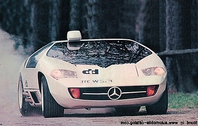 1979 Mercedes-Benz CW #11