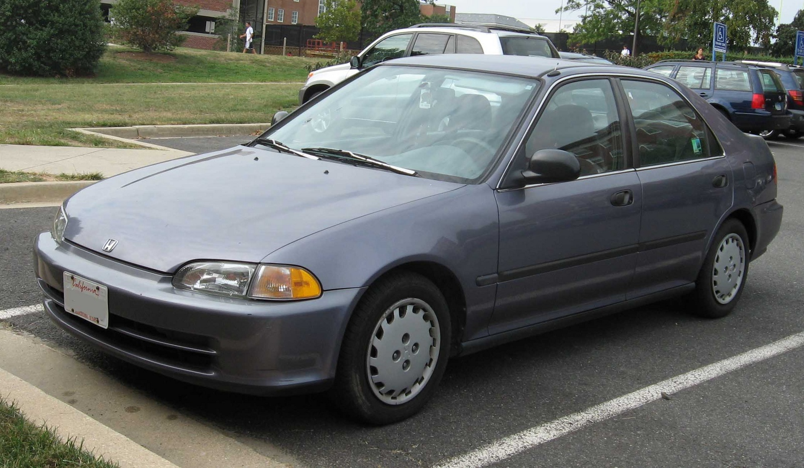 1995 Honda Civic #3