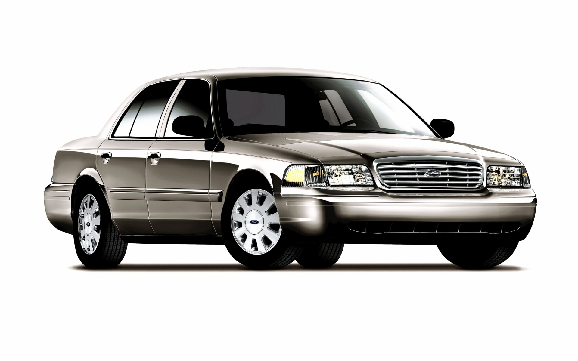 2007 Ford Crown Victoria #9