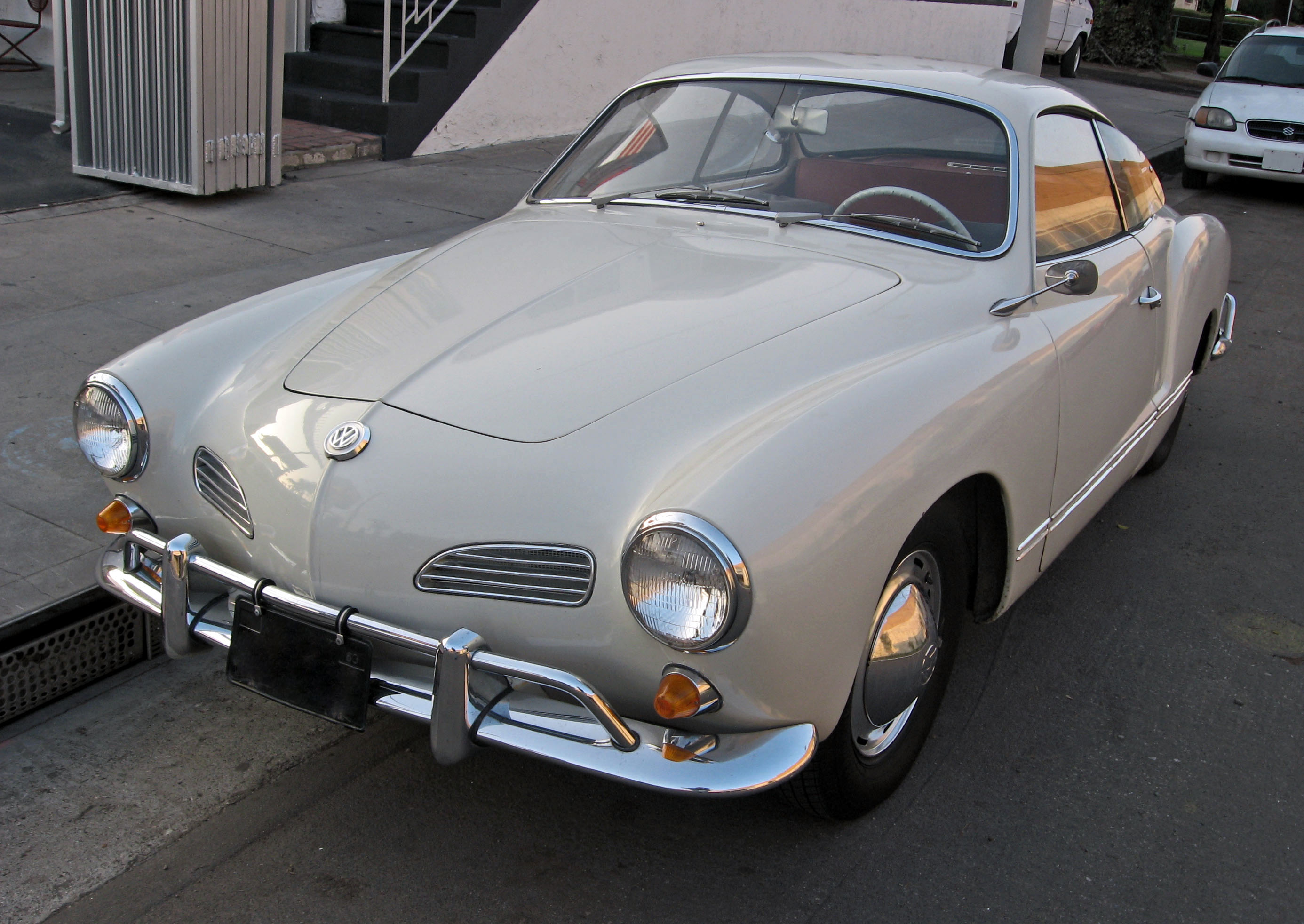 1964 Volkswagen Karmann Ghia Photos Informations Articles Wiring Diagram 6