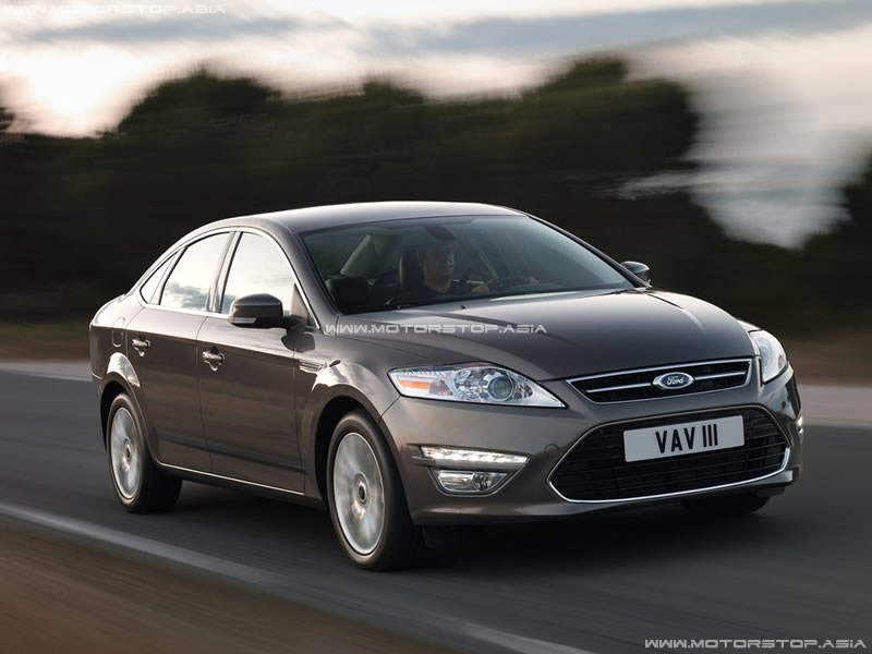 2012 Ford Mondeo #2