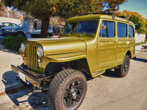 1948 Jeep Station Wagon #10