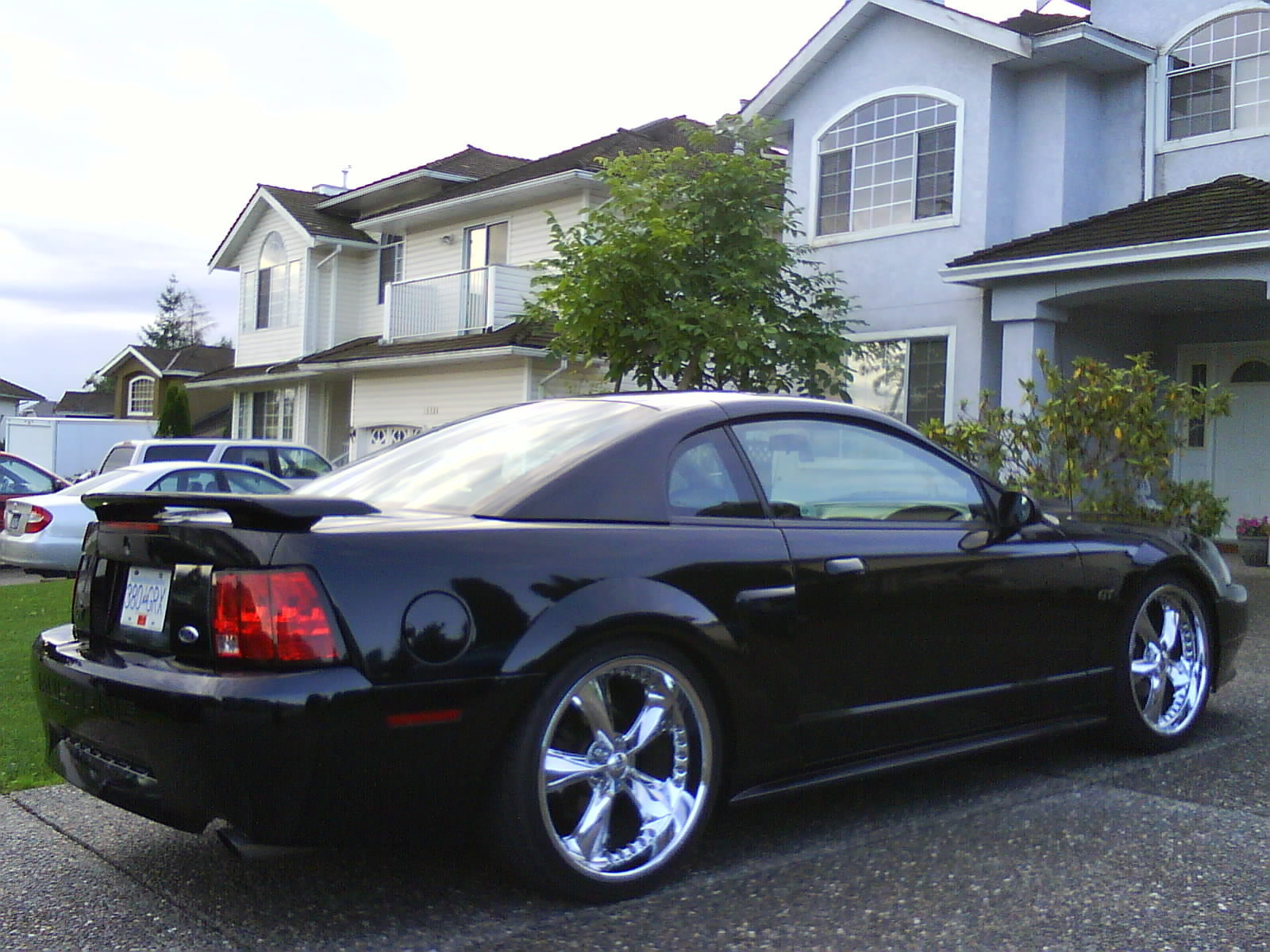 2002 Ford Mustang #10