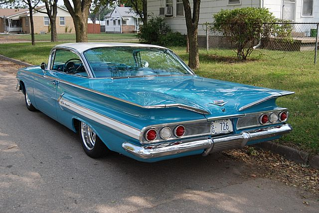 1960 Chevrolet Bel Air #16