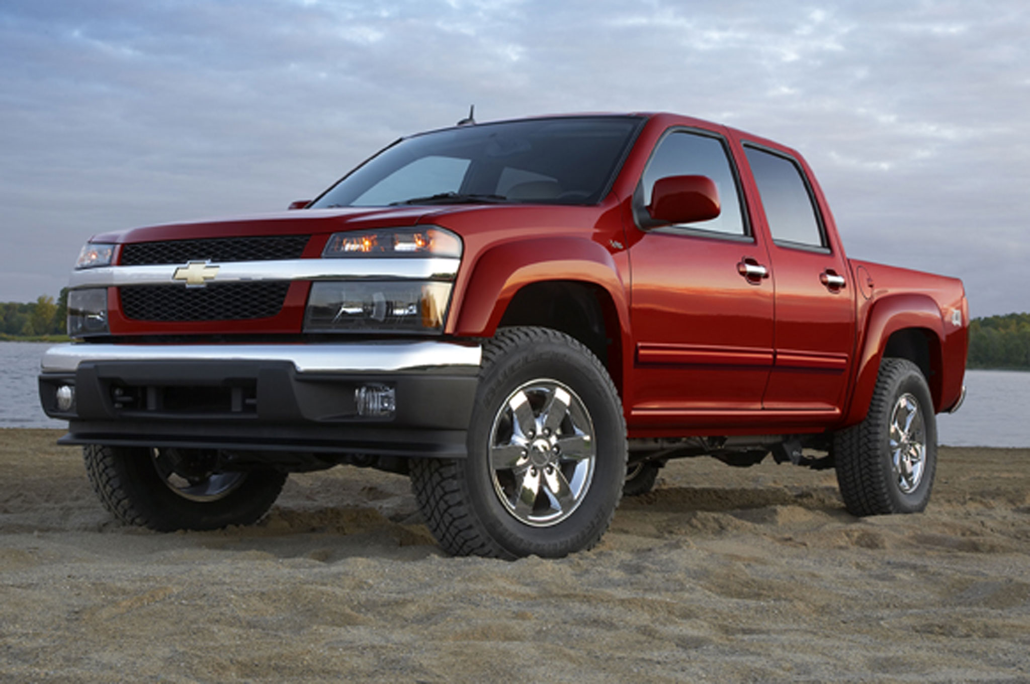 2012 Chevrolet Colorado #11