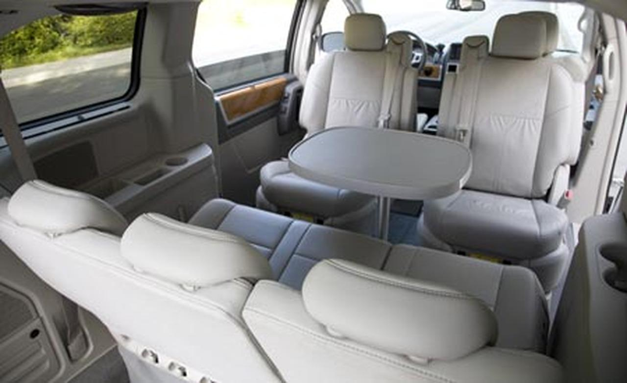 2008 Chrysler Town And Country #10