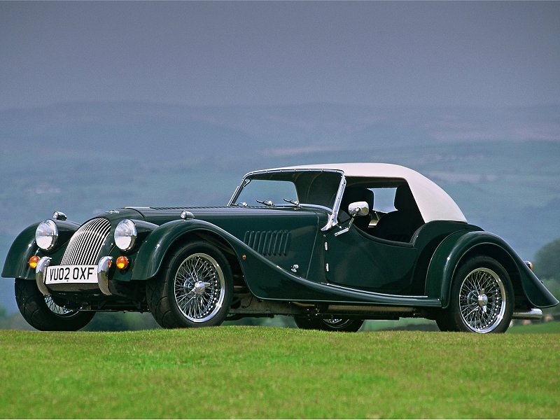 Morgan Plus 8 #3