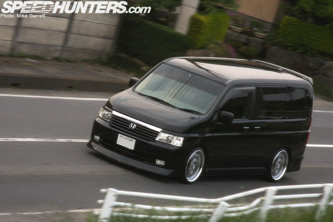 Honda Step Wagon #8