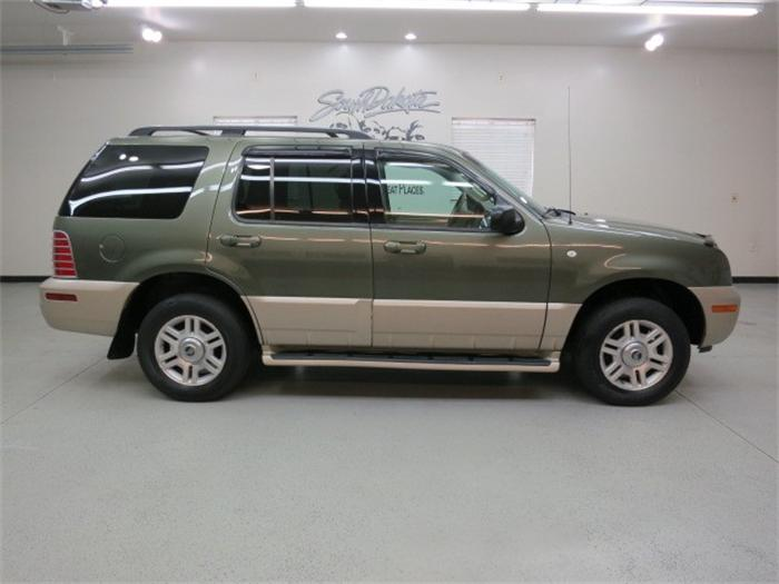 2004 Mercury Mountaineer #7