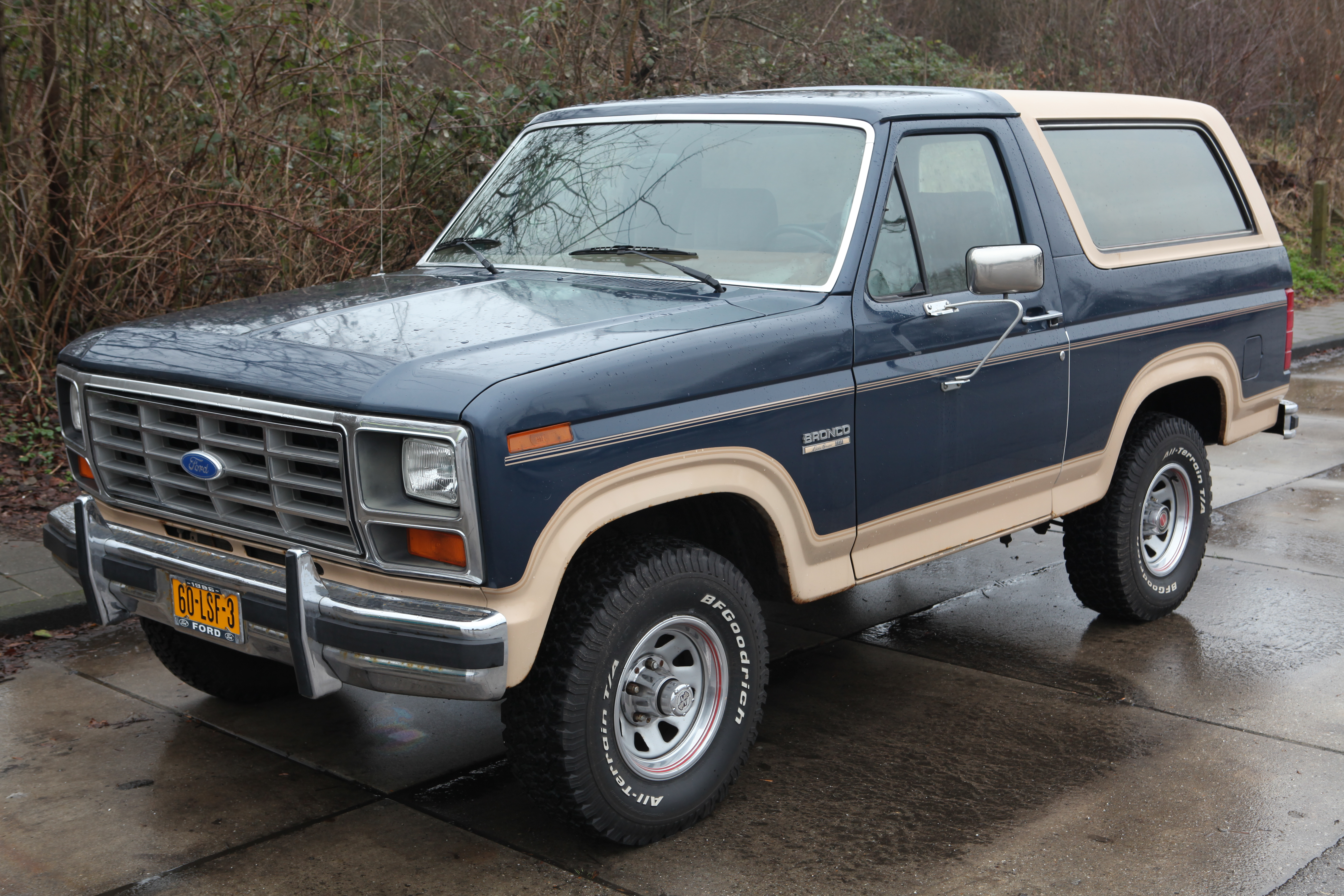 Ford Bronco #1