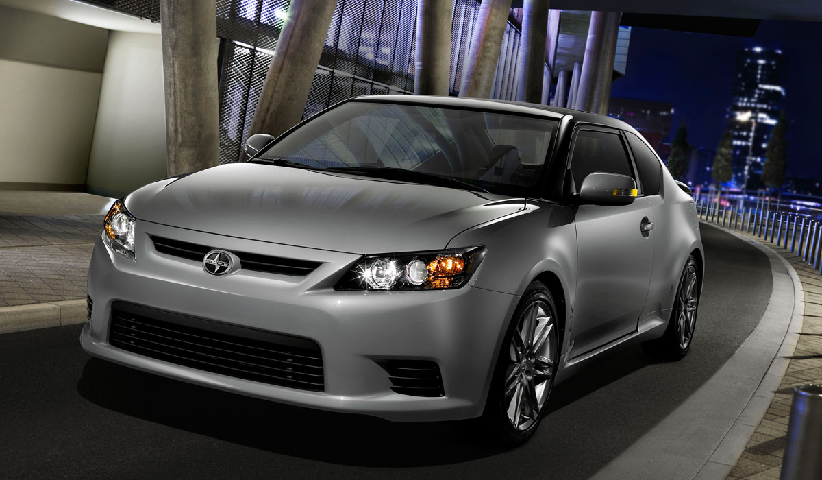 2012 Scion Tc #5
