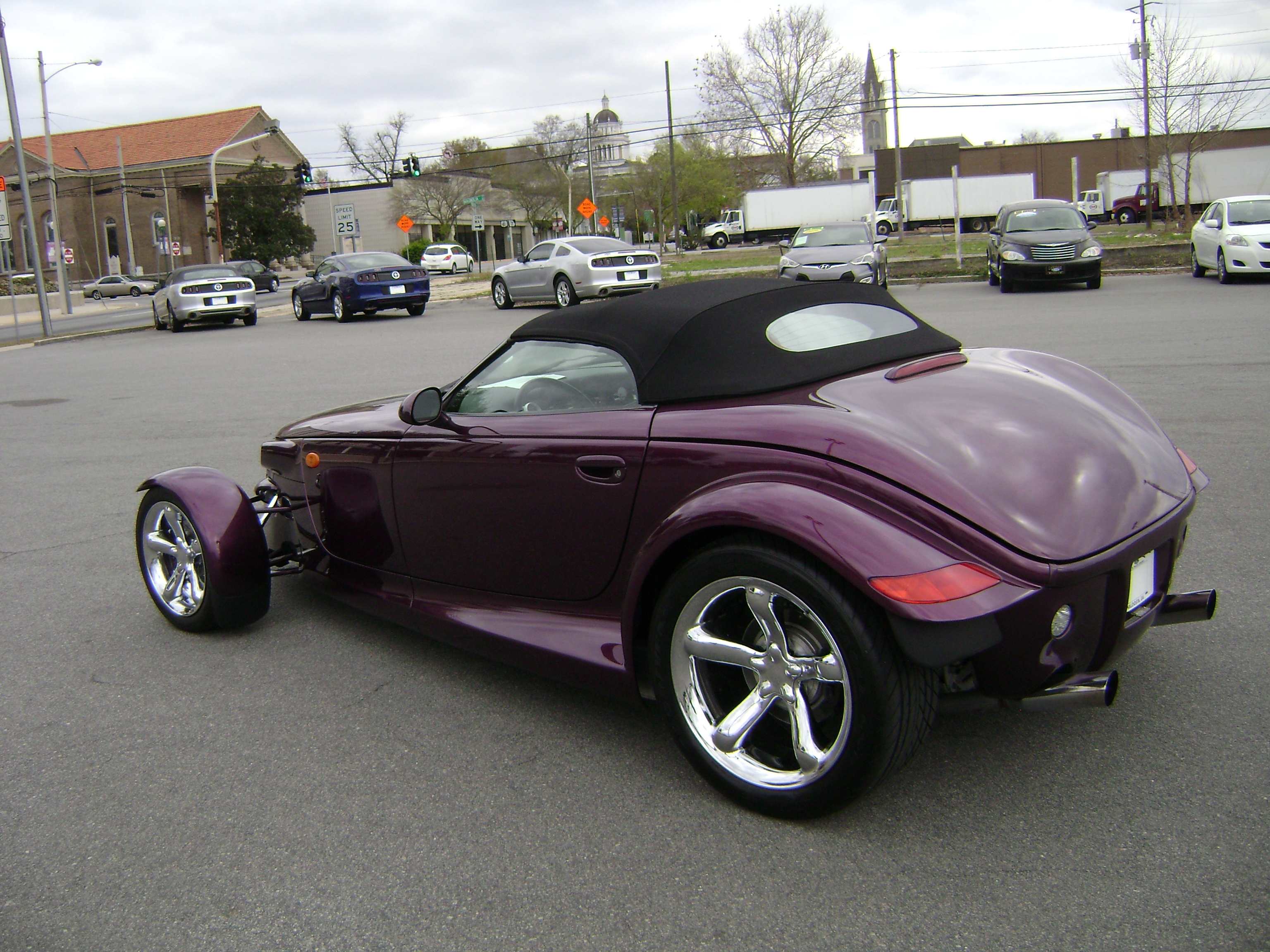 1999 Dodge Prowler #9