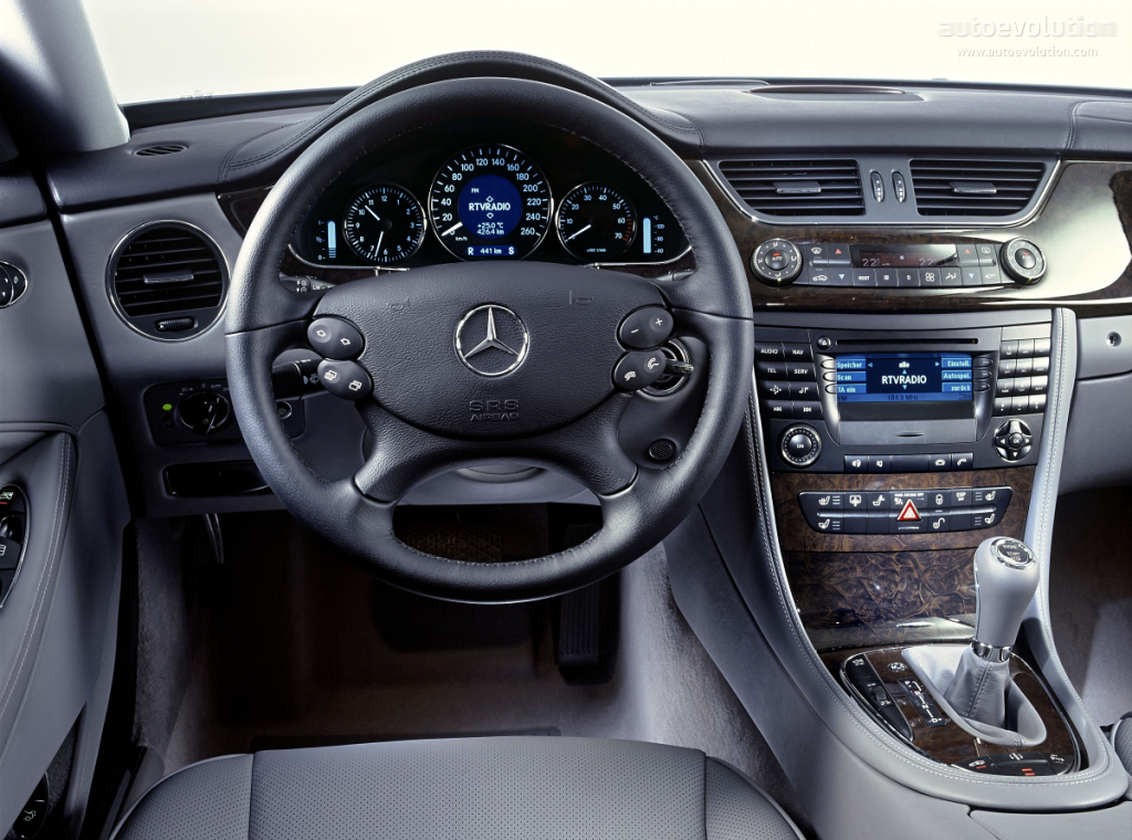 2004 Mercedes-Benz CL #12