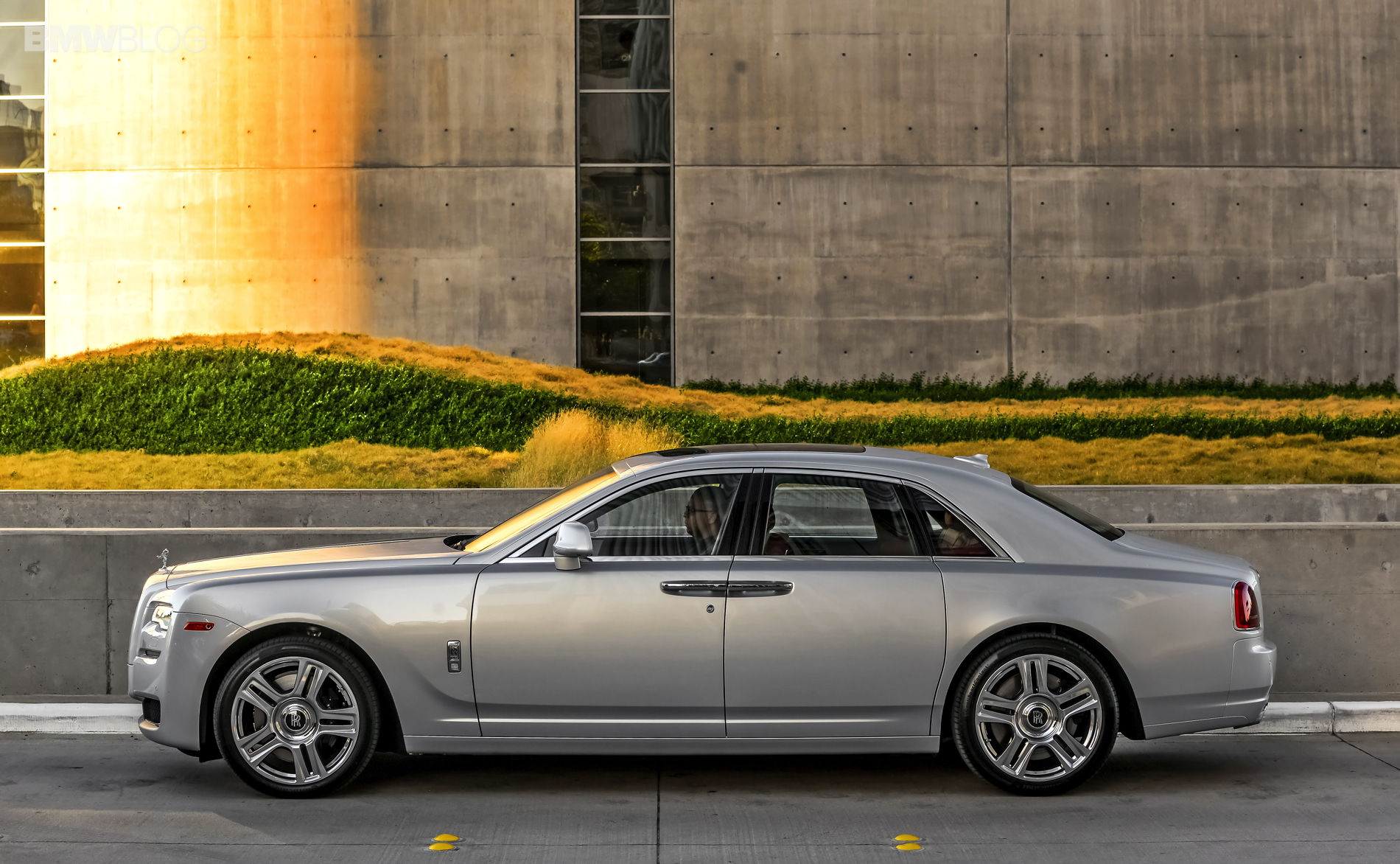 2015 Rolls royce Ghost Series Ii #15