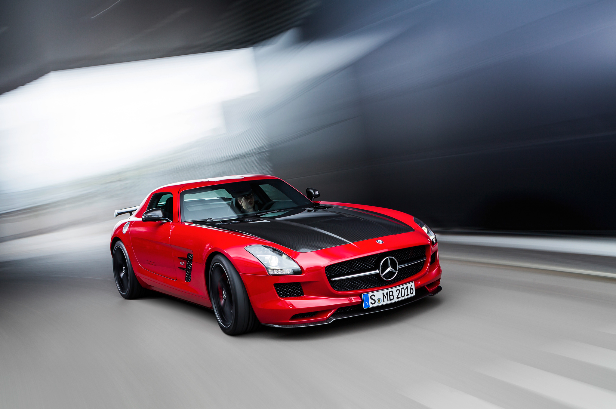2015 Mercedes-Benz Sls Amg Gt Final Edition #2