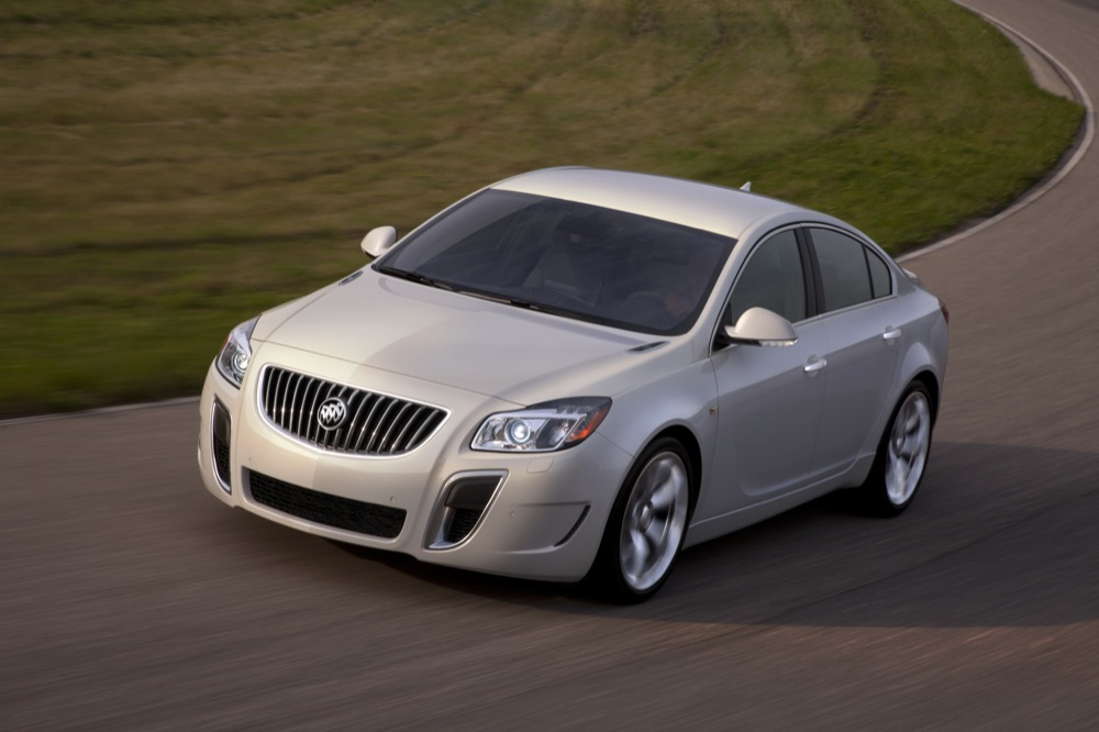 2011 Buick Regal #13