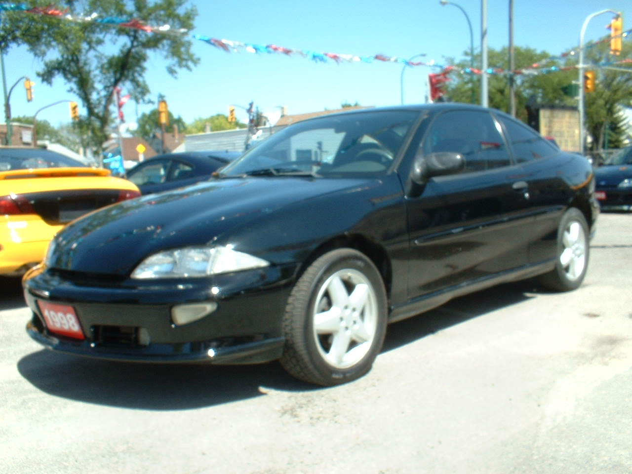 1998 chevrolet cavalier photos informations articles. Black Bedroom Furniture Sets. Home Design Ideas