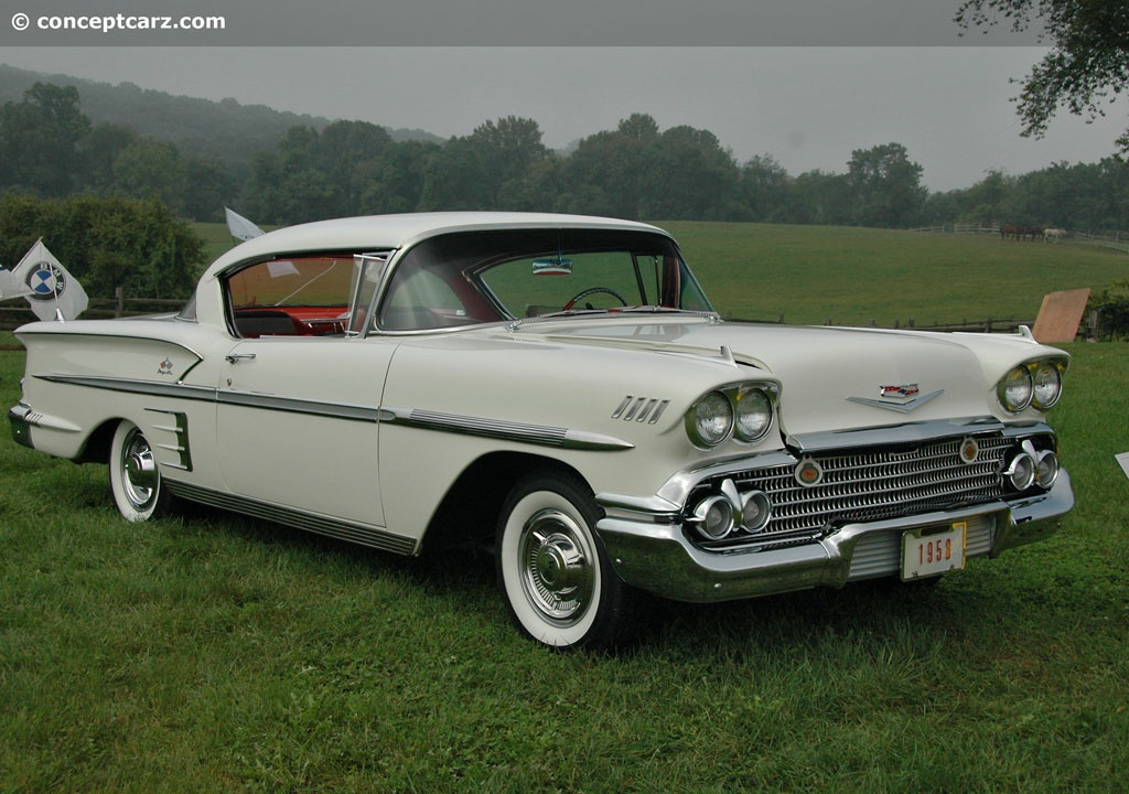 1958 Chevrolet Bel Air #4