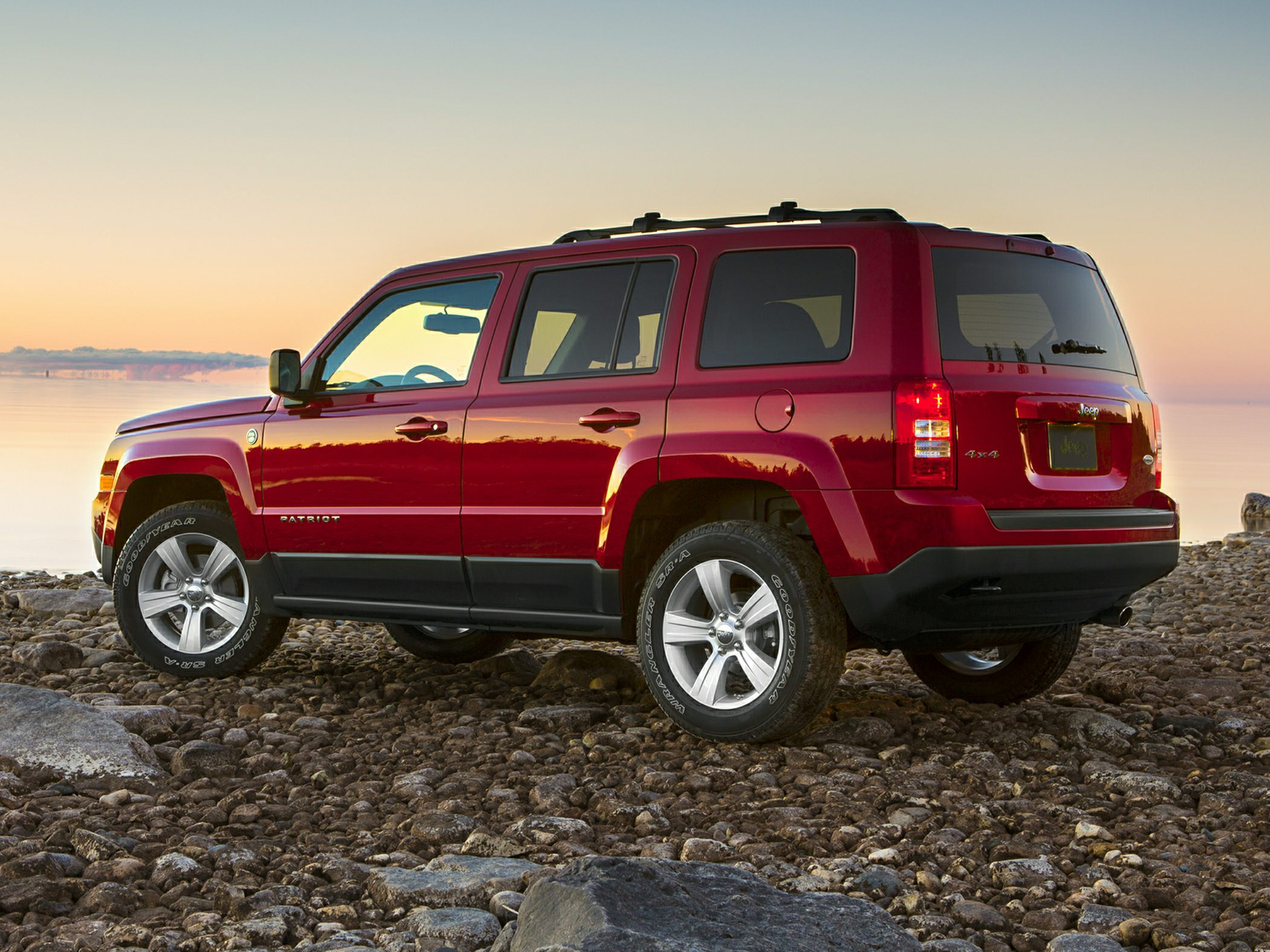 2015 Jeep Patriot #7