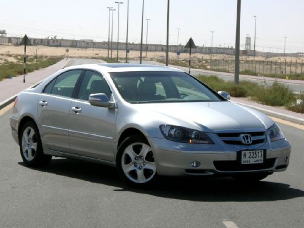 2008 Honda Legend #9