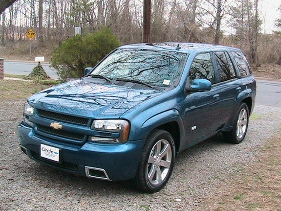 2006 Chevrolet Trailblazer #17