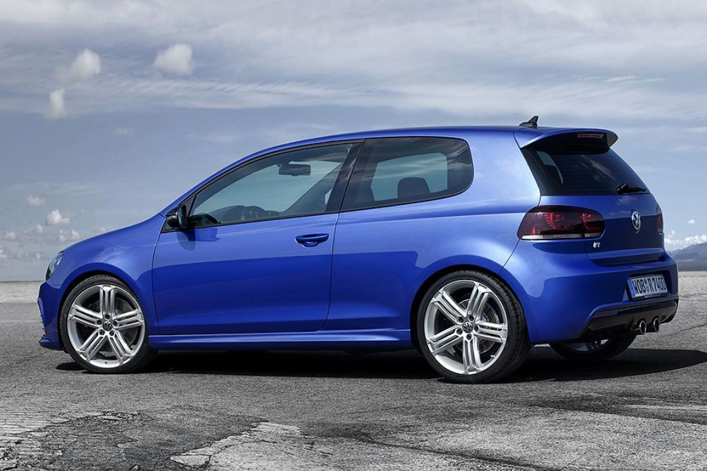 Volkswagen Golf R #17