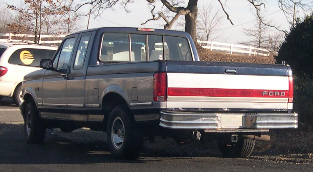 1994 Ford F-150 #16
