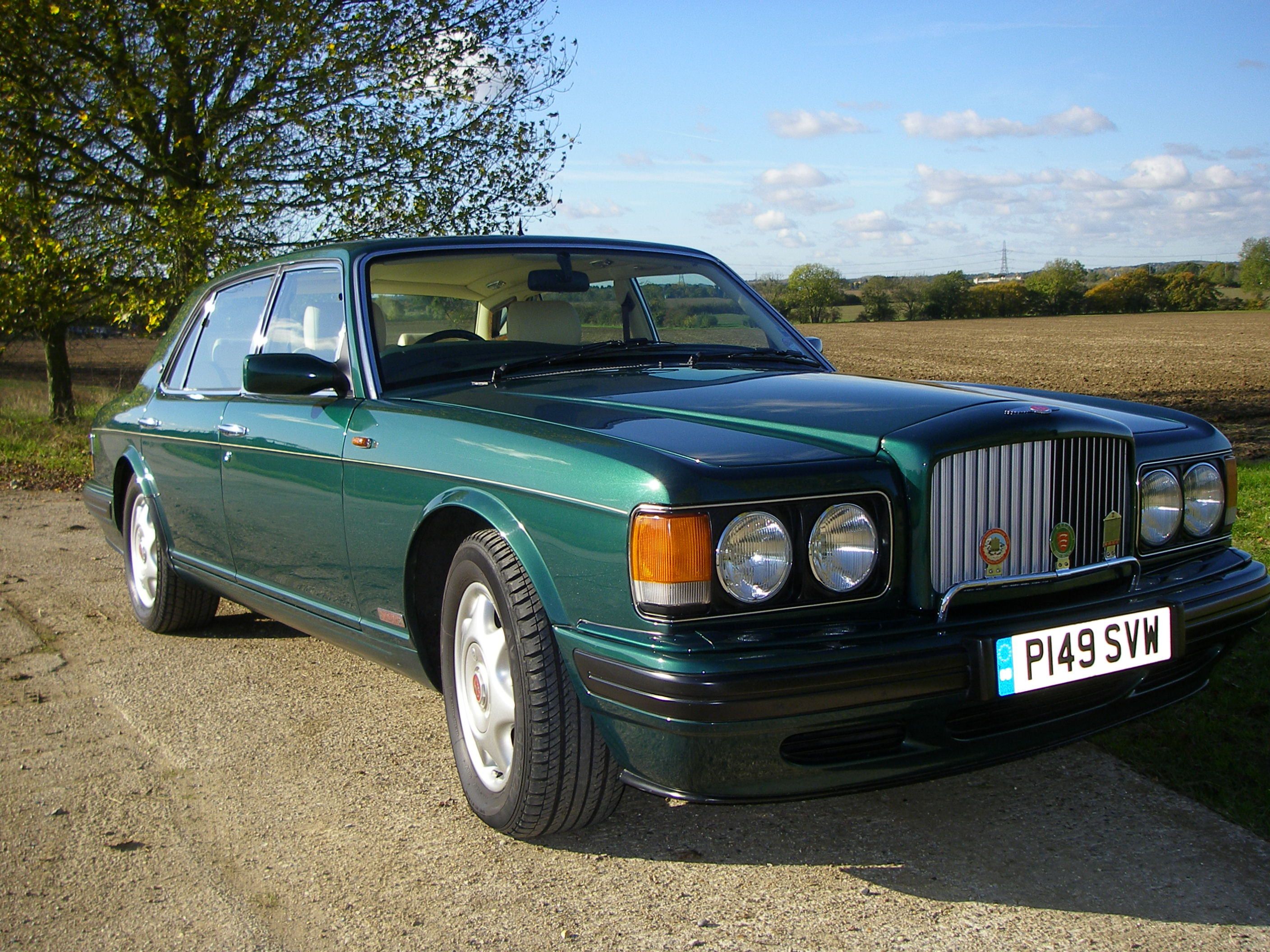 Bentley Turbo #4