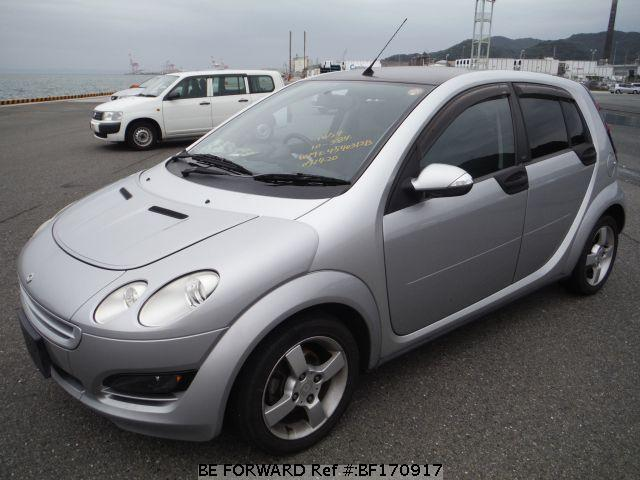 2006 Smart ForFour #8