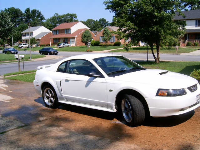 2002 Ford Mustang #12