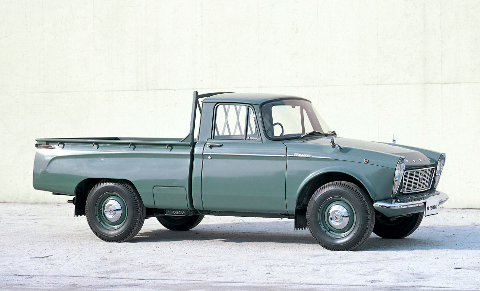 Ford Courier #11