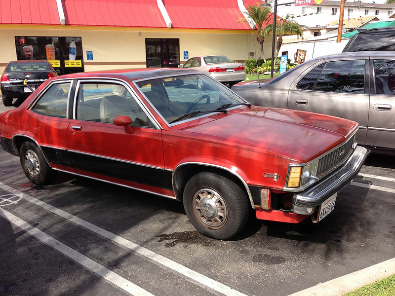 Chevrolet Citation #11