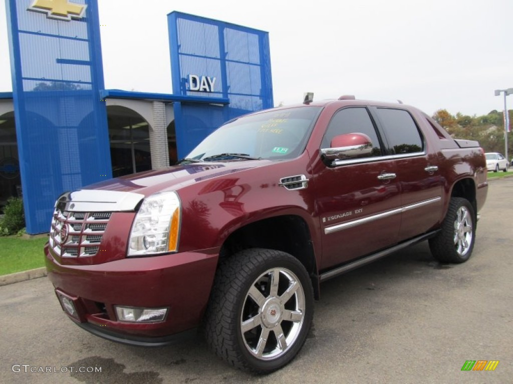 2008 cadillac escalade ext photos informations articles. Black Bedroom Furniture Sets. Home Design Ideas