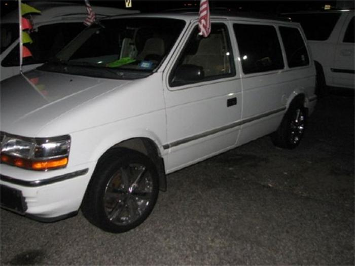 1993 Plymouth Voyager #11