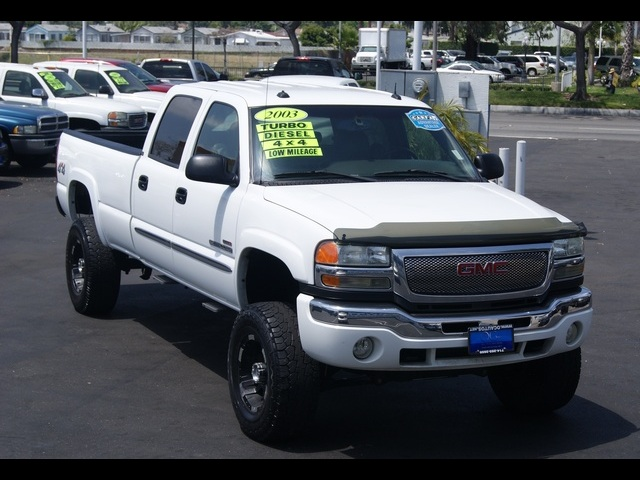 2003 GMC Sierra 2500hd #6