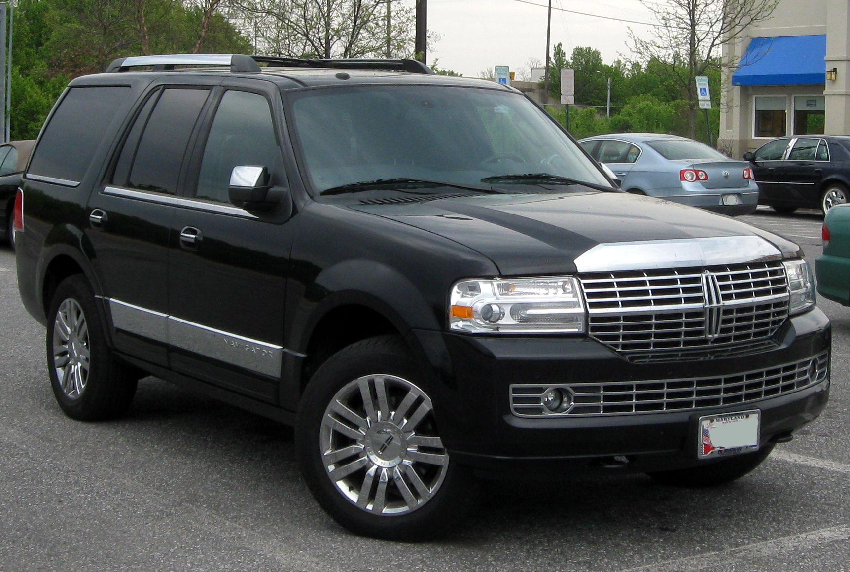 lincoln navigator photos informations articles. Black Bedroom Furniture Sets. Home Design Ideas