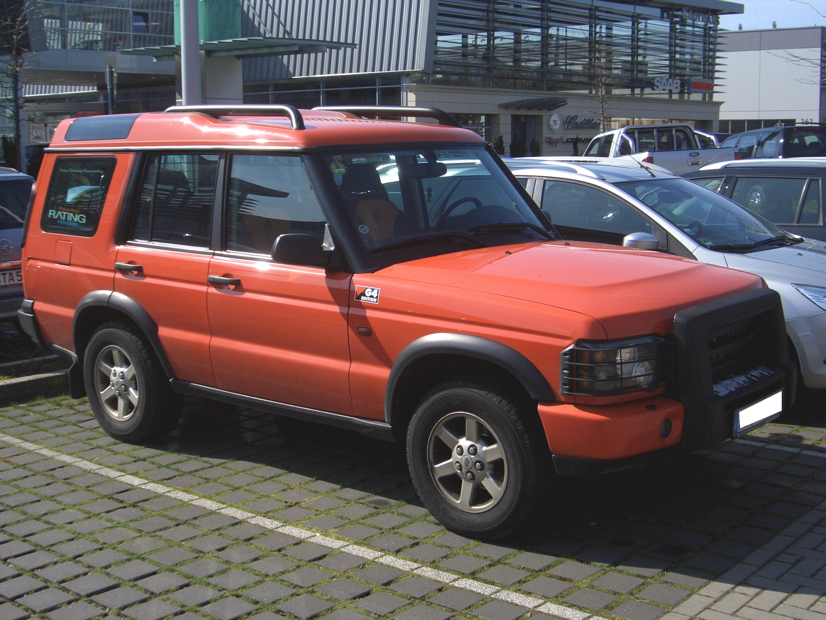 1998 Land Rover Discovery #13