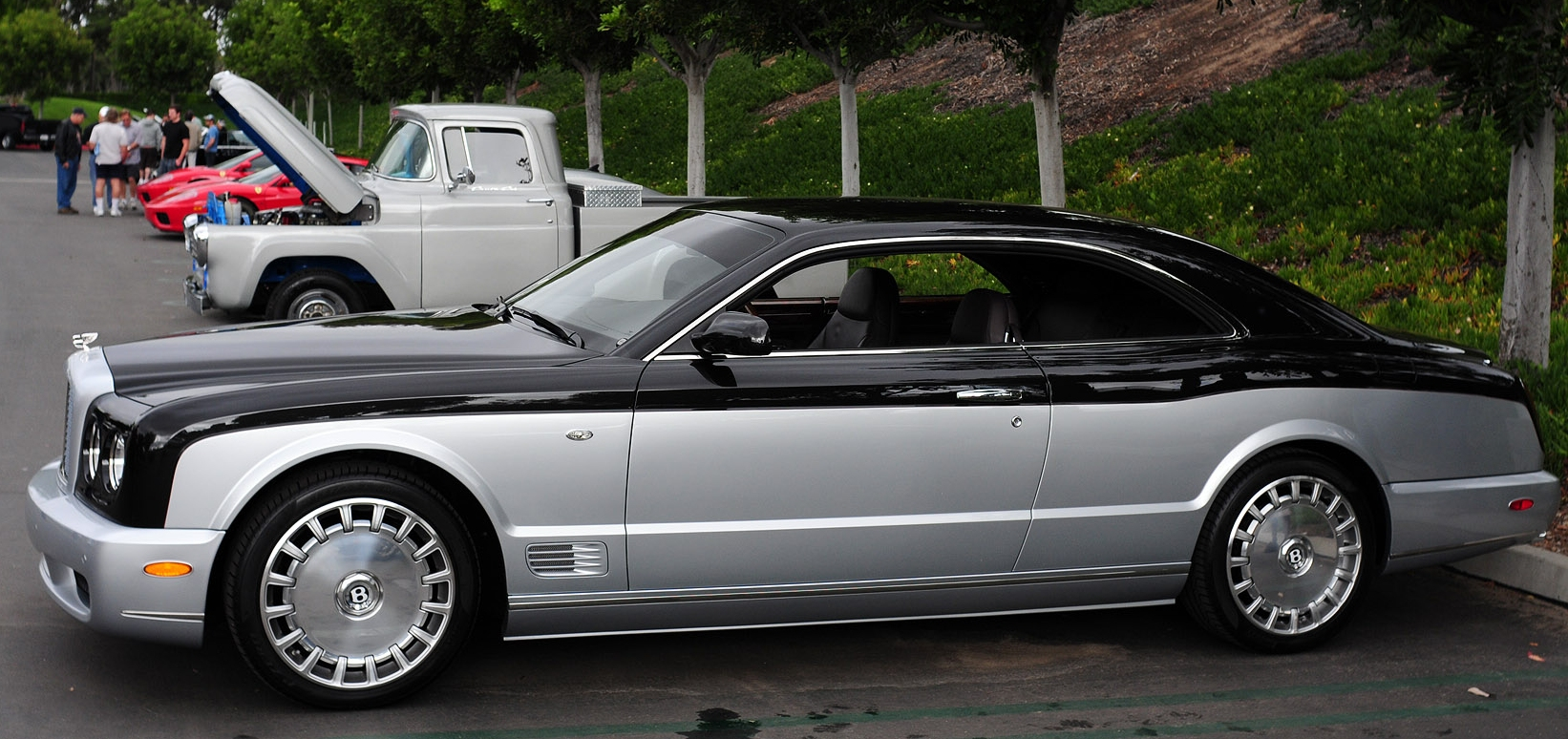 Bentley Brooklands #13