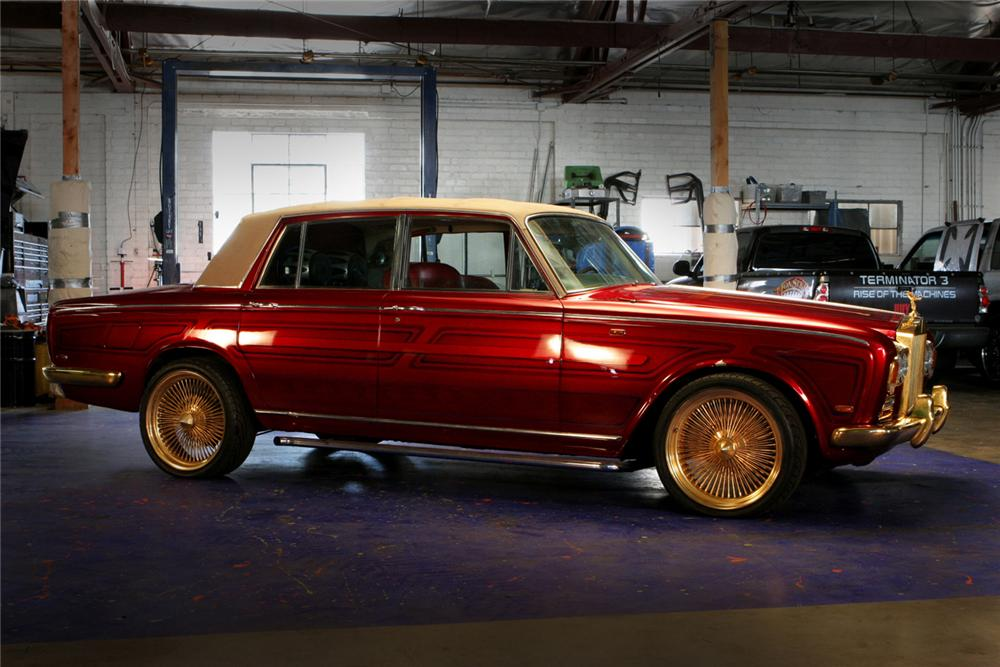 1969 Rolls royce Silver Shadow #14