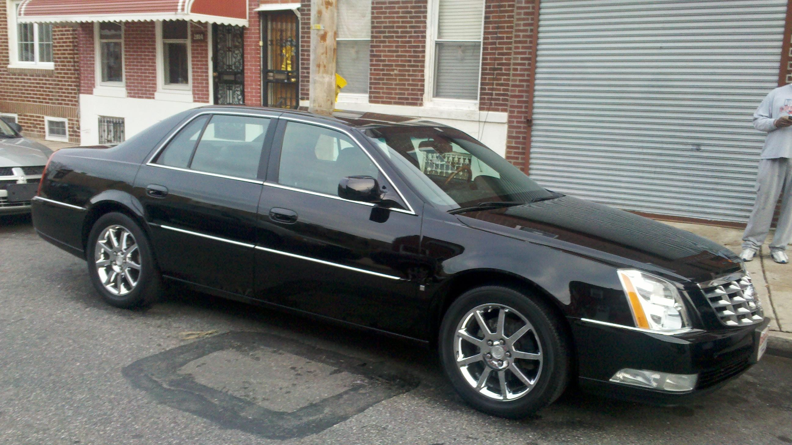 2006 Cadillac Dts Photos Informations Articles