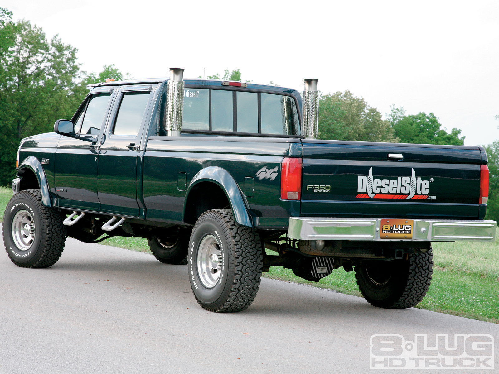1996 Ford F 350 Photos Informations Articles Super Duty Lifted 9
