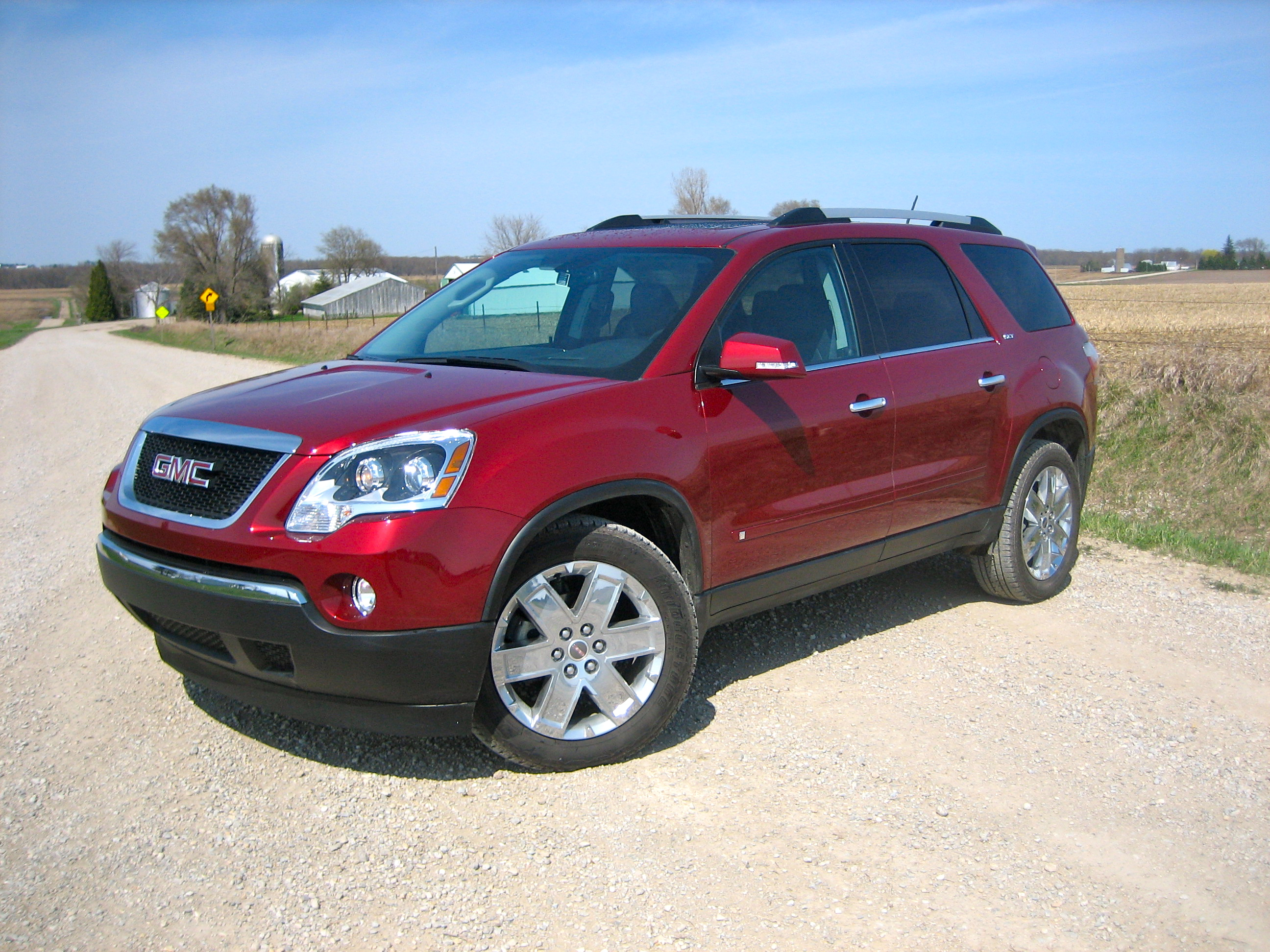 of acadia family a review img mom denali s for gmc