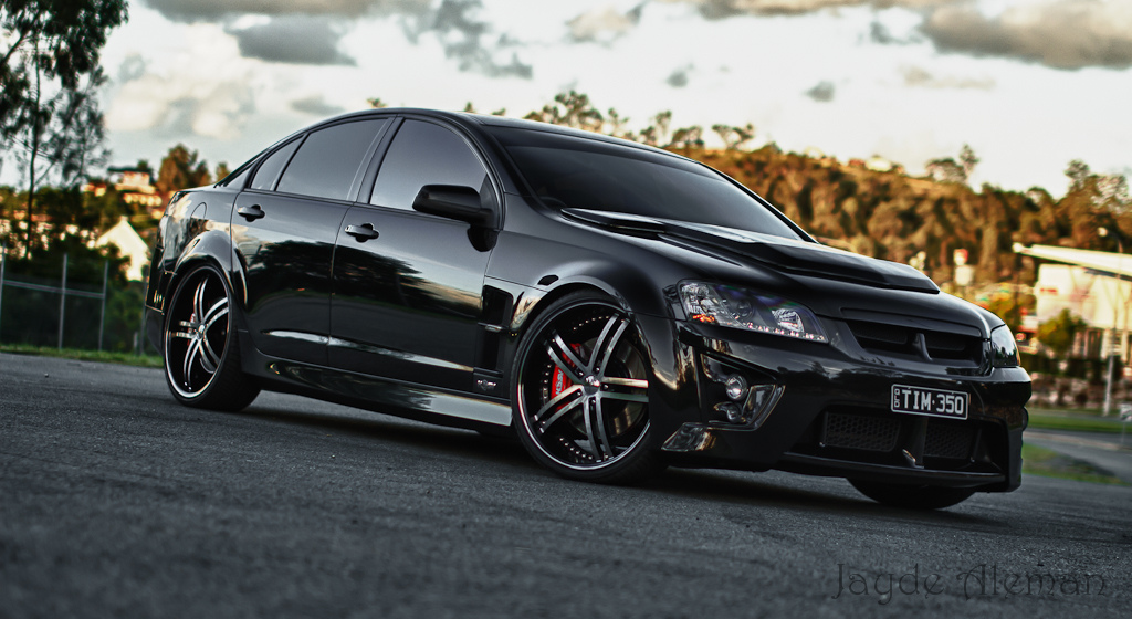 Holden Clubsport #13