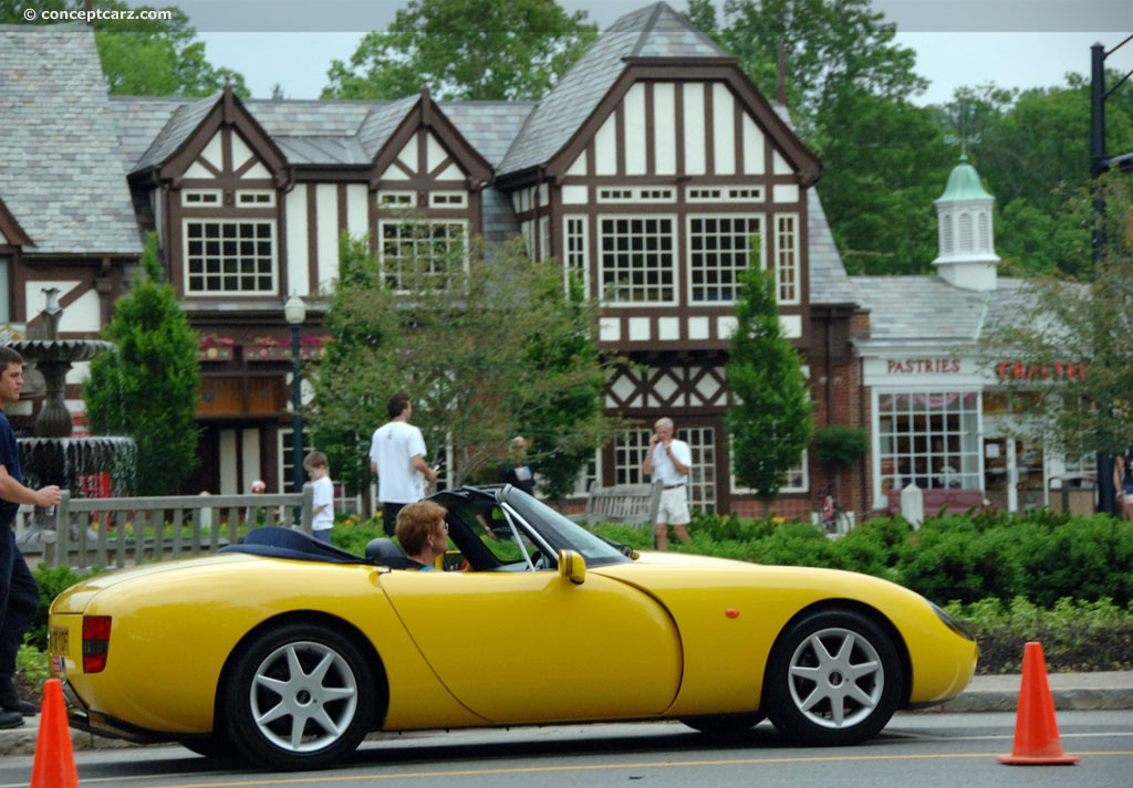 1998 TVR Griffith #12