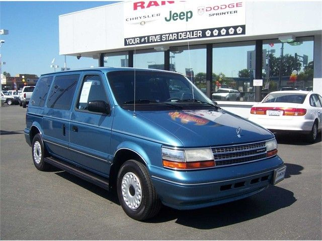 1992 Plymouth Voyager #17