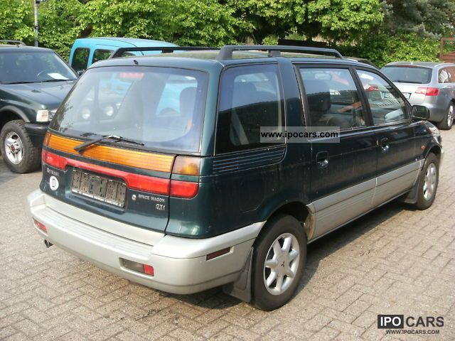 1994 Mitsubishi Space Wagon #10